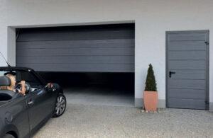 Địa chỉ lắp đặt cửa cuốn gara ô tô